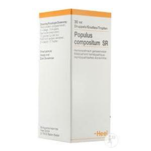 POPULUS COMP. Gotas 30 ml. de HEEL