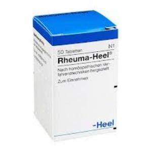 RHEUMA-HEEL  50 Comprimidos de HEEL