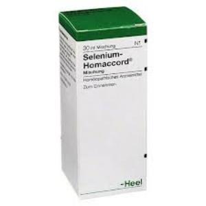 SELENIUM-HOMACCORD  Gotas 30 ml. de HEEL