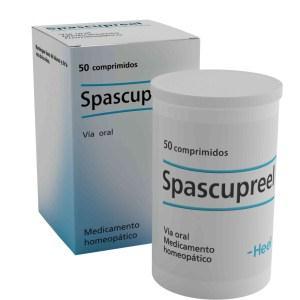 SPASCUPREEL  50 Comprimidos de HEEL