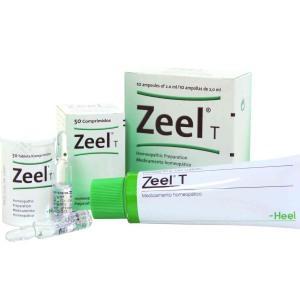 ZEEL  50 Comprimidos de HEEL