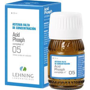 ACID.PHOSPH.COMP. Nº5 30 ml. de LEHNING