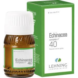 ECHINACEA COMP. Nº40 30 ml. de LEHNING