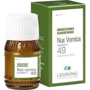 NUX VOMICA COMP. Nº49 30 ml. de LEHNING