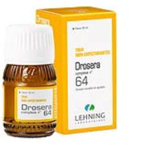 DROSERA COMP. Nº64 30 ml. de LEHNING