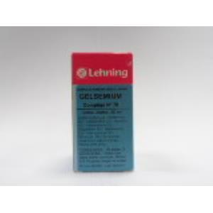 GELSEMIUM COMP. Nº70 30 ml. de LEHNING