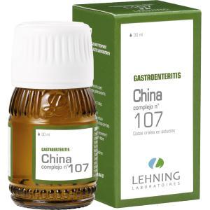 CHINA COMP. Nº107 30 ml. de LEHNING