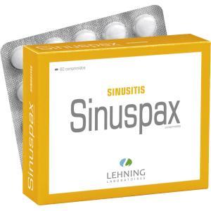 SINUSPAX (CINNABARIS) Comprimidos de LEHNING