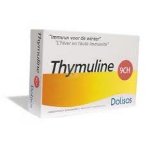 THYMULINE 9CH caja de 6 tubos-dosis de BOIRON