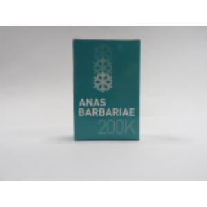 ANAS BARBARIAE  200K PACK ANAS BARBARIAE TRES TUBO de IBER HOME
