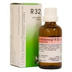 R-32 Dr. Reckeweg 50 ml.ANTIHIDROSIN de DR RECKEWEG